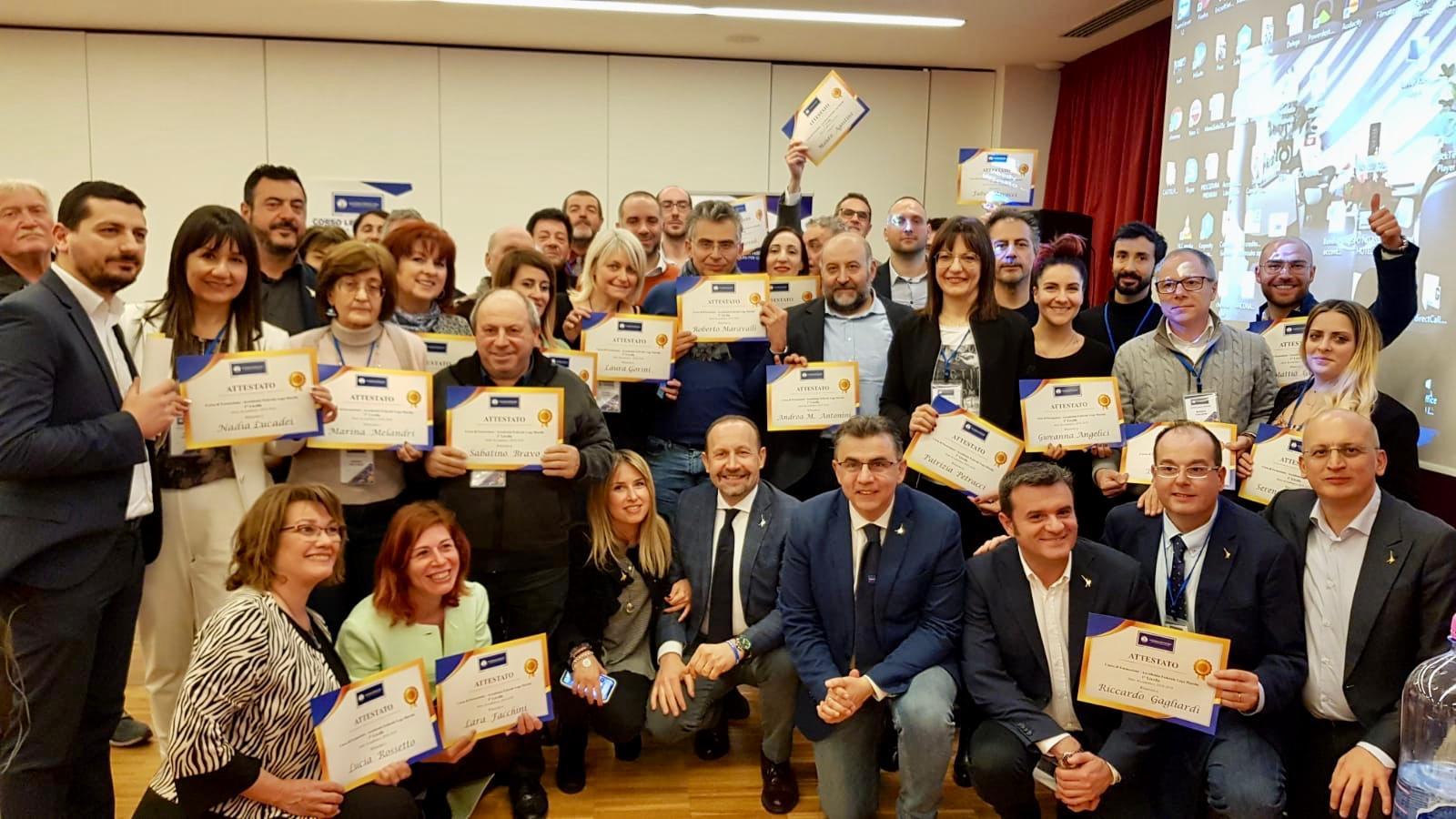 Conclusa L Accademia Federale Lega Marche Notizie Ascoli E Provincia Picena Cityrumors News In Tempo Reale